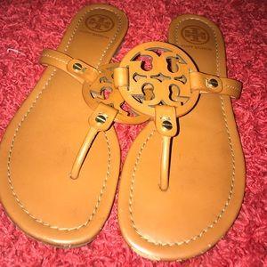 Tory Burch Miller sandals brand new size 7.5